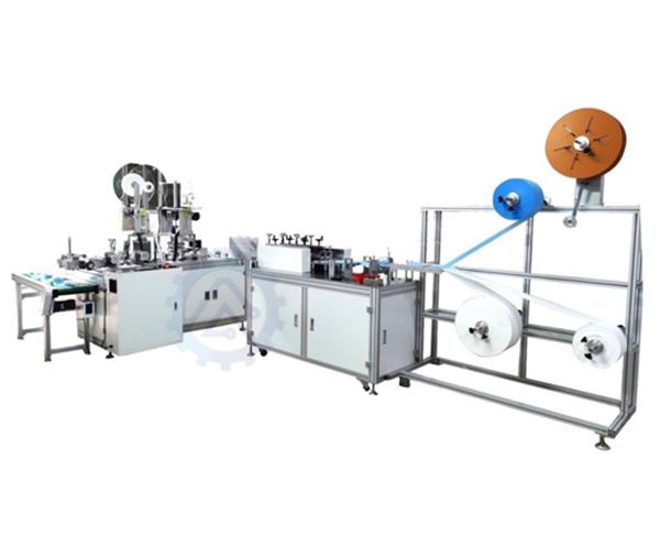 Dây chuyền sản xuất khẩu trang tự động HC-YTY